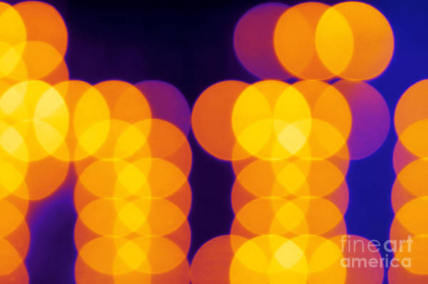 Digital Photograph - Abstract Lights by Juha Sompinmaeki