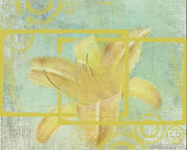 Photograph - Abstract Lily by Pam  Holdsworth