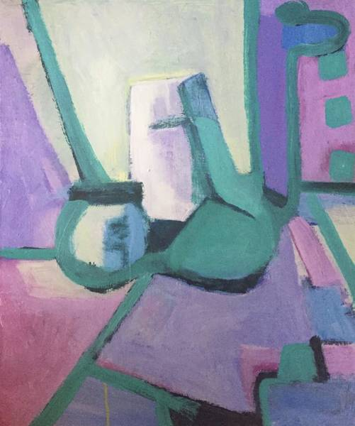Painting - Abstract Pastel Potions by Cherylene Henderson