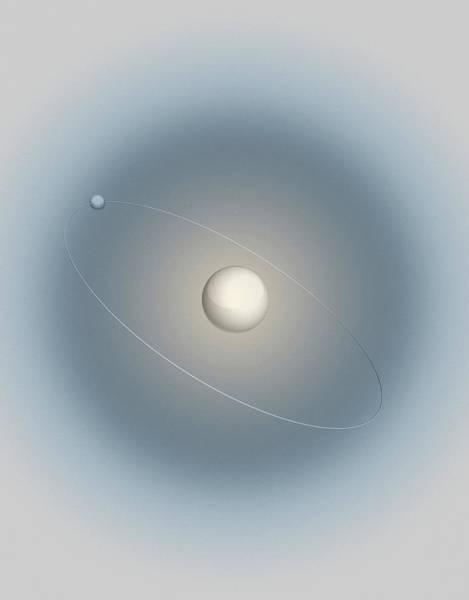 Digital Illustration Digital Art - Abstract Spheres Digital by Chad Baker