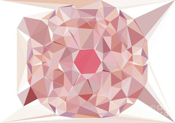 Kaleidoscope Digital Art - Abstract Wall Art, No. 1 by Tito