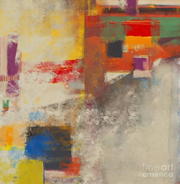 Wall Art - Digital Art - Abstraction, Which Consists Of A by Dmitriip