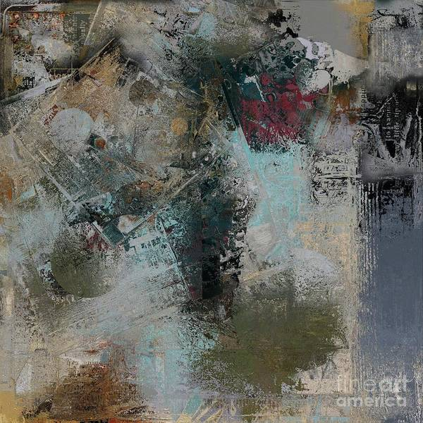 Wall Art - Digital Art - Abstractriel by Variance Collections
