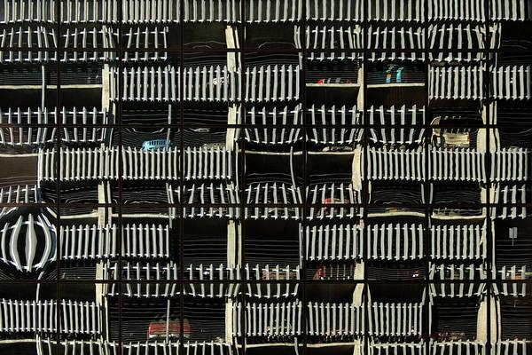 Photograph - Abstritecture 12 by Stuart Allen