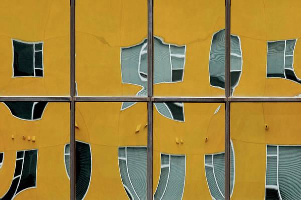 Photograph - Abstritecture 16 by Stuart Allen