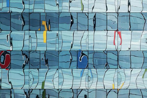 Photograph - Abstritecture 20 by Stuart Allen