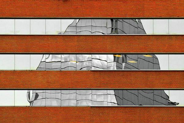 Photograph - Abstritecture 22 by Stuart Allen