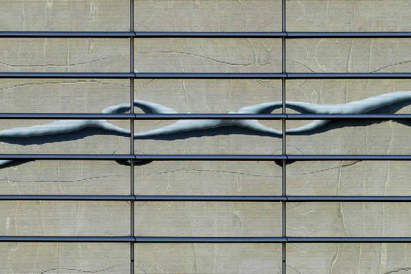 Photograph - Abstritecture 32 by Stuart Allen