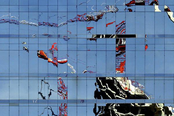 Photograph - Abstritecture 4 by Stuart Allen