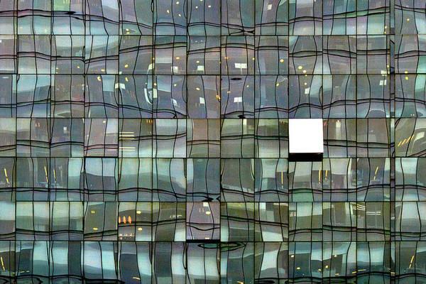 Photograph - Abstritecture 6 by Stuart Allen
