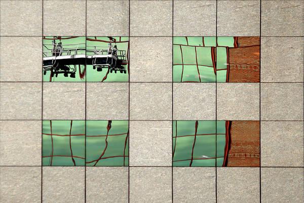 Photograph - Abstritecture 7 by Stuart Allen