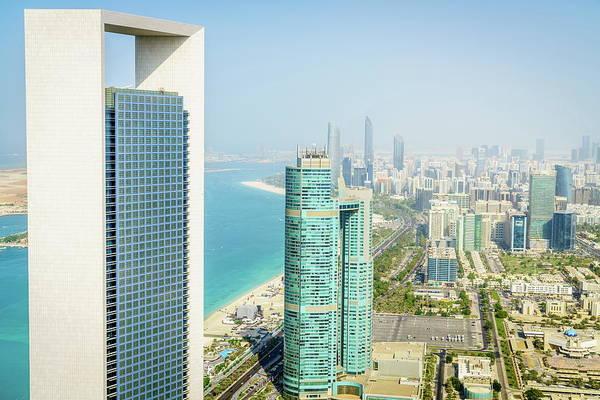 Wall Art - Photograph - Abu Dhabi Coastline by Alexey Stiop
