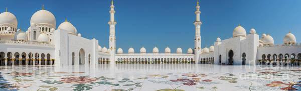 Pyrography - Abu Dhabi - Pano by Mauro Celotti
