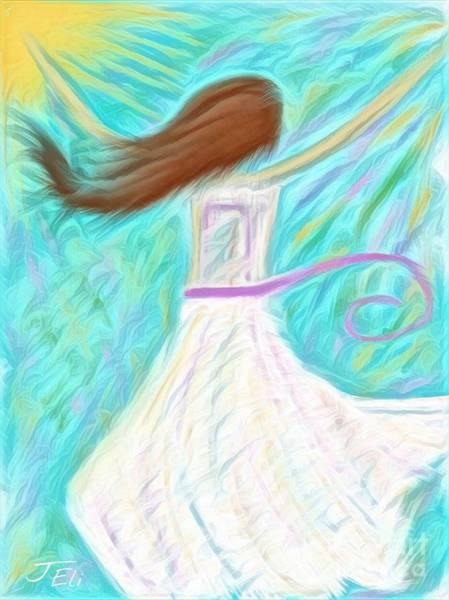 Mixed Media - Abundance Of Peace by Jessica Eli
