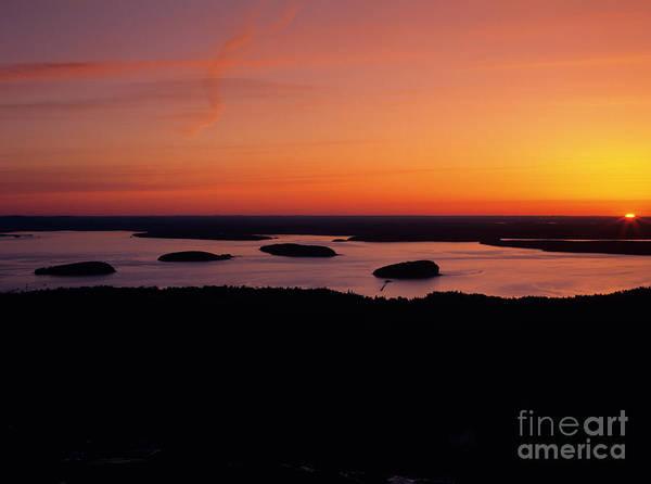 Photograph - Acadia National Park - Frenchman Bay, Maine by Erin Paul Donovan