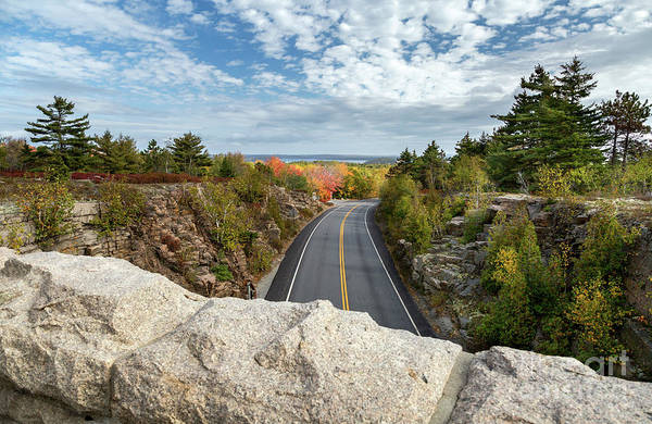 Photograph - Acadia View by Karin Pinkham