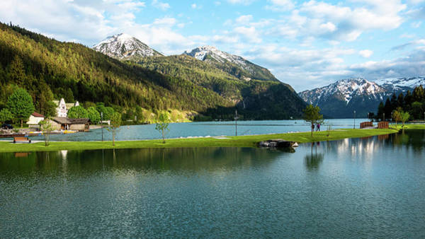 Photograph - Achensee, Tirol by Andreas Levi