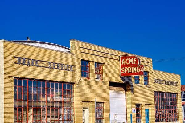 Photograph - Acme Spring by Jack Wilson