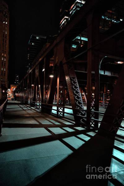 Wall Art - Photograph - Across The Bridge by Bruno Passigatti