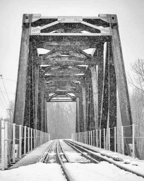 Photograph - Across The Bridge by Rod Best
