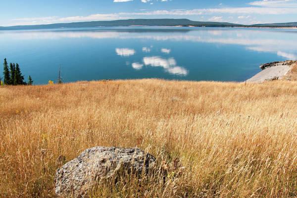 Photograph - Across The Lake by Steve Stuller