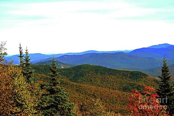 Photograph - Across The Ridgetops by Patti Whitten