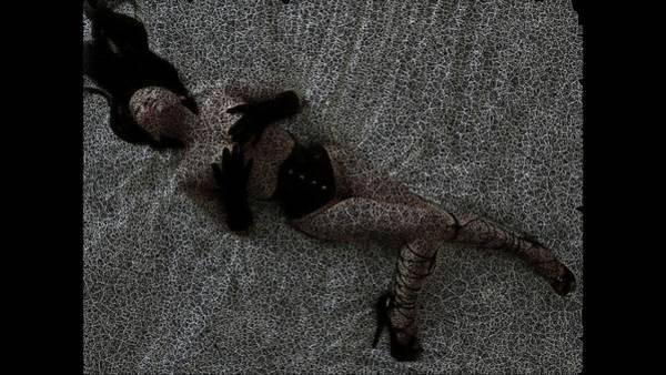Digital Art - Acting Asleep by Stephane Poirier