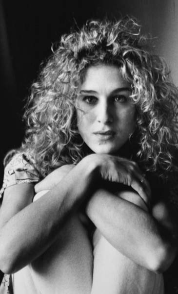 Sarah Photograph - Actrees Sarah Jessica Parker, Star Of by New York Daily News Archive