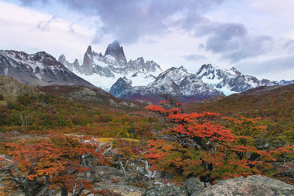 Patagonia Photograph - Acun by Ryan Weddle