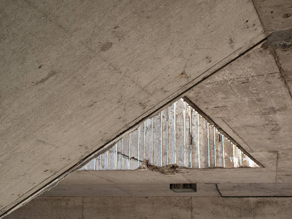 Quebec City Photograph - Acute Angle Of A Ceiling by Markus Goeres