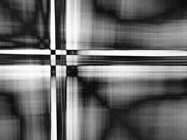 Crisscross Wall Art - Digital Art - adaptation No.3 by Tom Druin