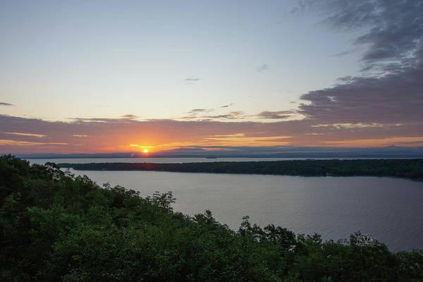Wall Art - Photograph - Adirondack Sunrise by Joel Fuschino