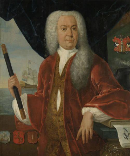 Painting - Adriaan Valckenier  by Theodorus Justinus Rheen