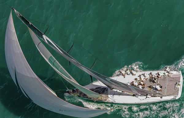 Photograph - Aerial Belle Mente  by Steven Lapkin