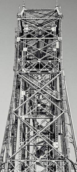 Photograph - Aerial Lift Bridge-duluth, Mn by Pam  Holdsworth