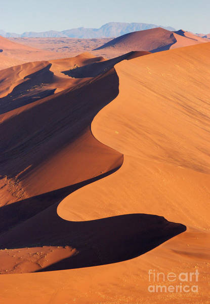 Wall Art - Photograph - Aerial View Of The Namib Desert by Orxy