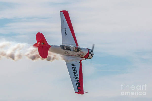 Photograph - Aeroshell Banks Right by Tom Claud