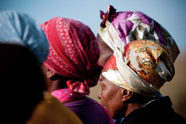 Indigenous People Photograph - African Woman by Nini