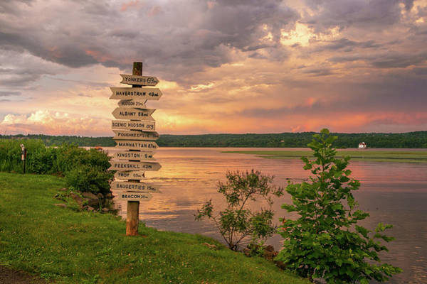 Photograph - After A June Thunderstorm by Jeff Severson