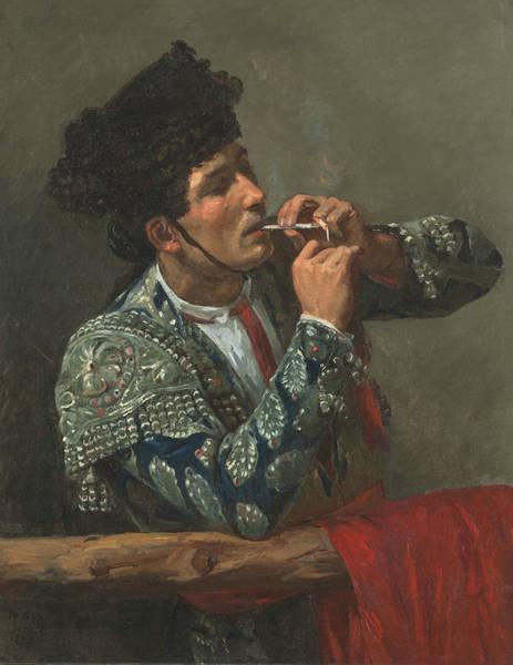 Wall Art - Painting - After The Bullfight by Mary Cassatt