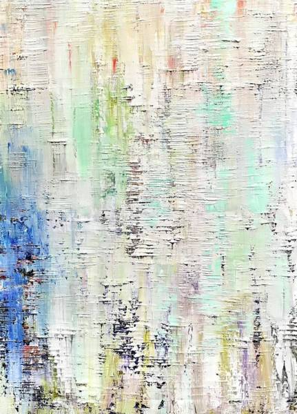 Wall Art - Painting - After The Rain  by Julia S Powell