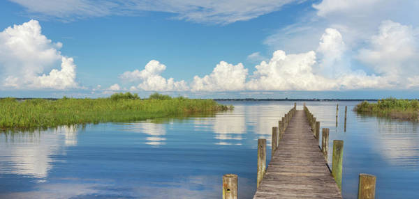 Photograph - Afternoon Blues by Debra and Dave Vanderlaan
