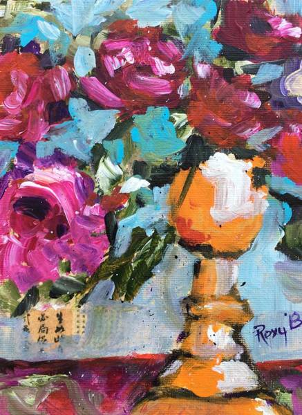 Impressionism Painting - Afternoon Delight by Roxy Rich