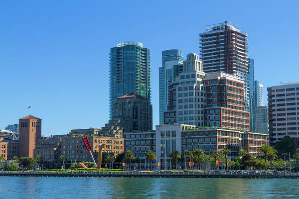 Photograph - Afternoon On The San Francisco Waterfront by Bonnie Follett