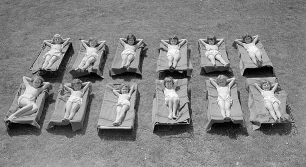 Reportage Photograph - Afternoon Sleep by E Phillips