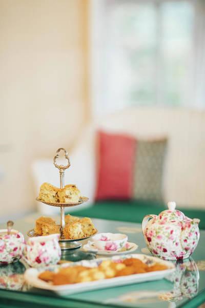 Teapot Photograph - Afternoon Tea by Gavin Gough