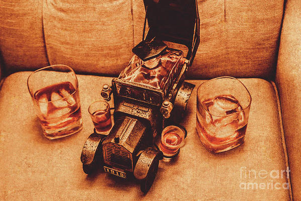 Whiskey Wall Art - Photograph - Aged Since 1918 by Jorgo Photography - Wall Art Gallery