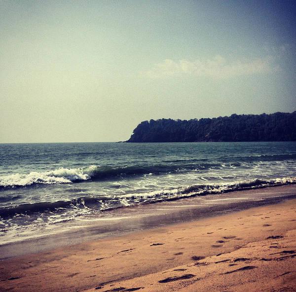 Goa Photograph - Agonda Beach, Goa by Seiphotos
