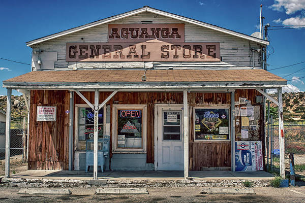 Photograph - Aguanga General Store by Alison Frank