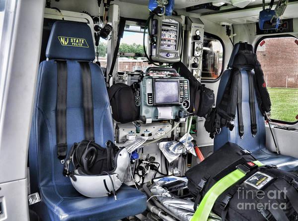 Wall Art - Photograph - Air Ambulance Njsp by Paul Ward